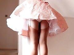 retro obleko in perilo, zvezek 4