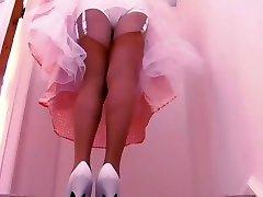retro šaty a spodní prádlo, objem 4