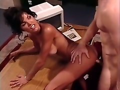 Fabulous pornographic star Anna Malle in best cunnilingus, facial adult flick