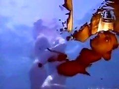 šlapias sapnas - povandeninis analinis