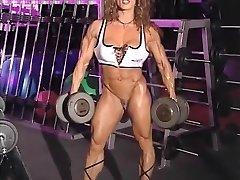 Best homemade Fetish, Muscular Ladies porn vignette