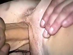 큰 titted 고전적인 아마추어 포르노 빨 Meatstick
