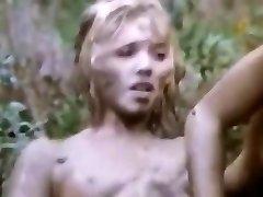 Εκπληκτικό Ιαπωνικό πόρνη σε Εξωτικά Ξανθιά, Vintage JAV ταινία