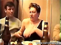 Cumming in gullet Busty Swinger Sonja