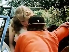 Old School Scenes - Dorothy LeMay Car Blowjob