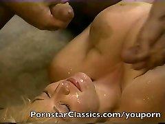 Nejlepší klasické Pornstar, cum obličeje kolekce 2