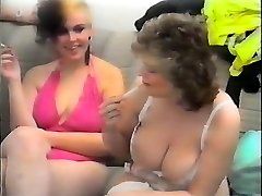Mind-blowing chubby babes - german vintage