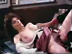 Vintage Porno 70. let - Tajemník - Kay Parker & John Leslie