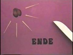 Vintage: alemão Verlorene Eier Eine Tragodie' 1976