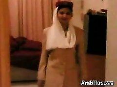 destul arabe stewardesă dau o muie