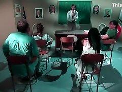 Nadržený pornohvězdy Shawn E. a Leanna Heart na neuvěřitelné chlupatý, kuřba, porno klip