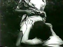Fabuleux film Amateur Poilu, scènes de plein air