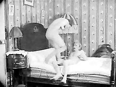 Wow!! Vintage realitāti porno!!
