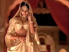 indian actress bipasha basu showcasing tit: