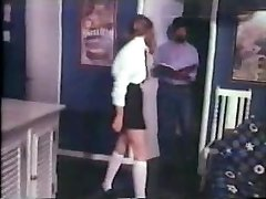 Plowing English Schoolgirl !