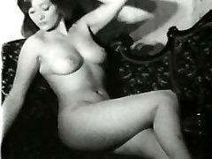 Erotic Nudes 581 50s and 60s - Scene 2