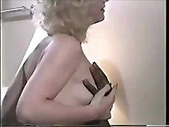Retro cuckold video sieva un divu BBC