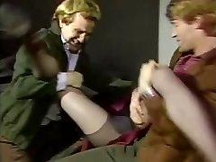 Retro klasika vintage seksa sastādīšana