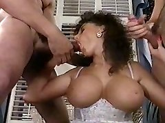 Sarah Young jug fuck and facial
