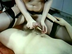 Sexy Vintage video hot sex punčochy a kožešiny