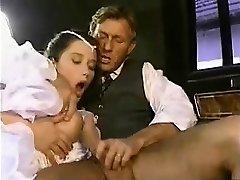 pannę młodą pieprzy tata w plecy lomo