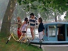 알파 프랑스-프랑스어 포르노 영화-Croisiere 부 커플 Echangiste