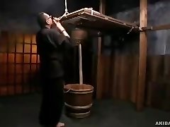 Asian Maiden Torture in Aged World Japan