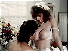 Vintage Big Tit Sjuksköterska