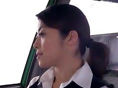 משוגע יפני בחורה לא מיזוקי, Hikari הינו ב חרמנית רכב, ירידה JAV הסרט