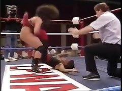 klasické dámské wrestling
