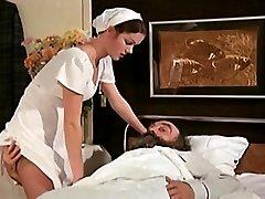 klasiskās somija medmāsa meiteni