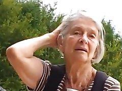 Teaser - Granny in the park