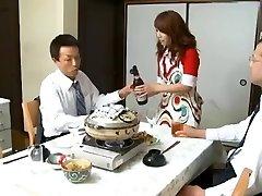 Boss Et Sous-Fifres Femme Misa Yuki