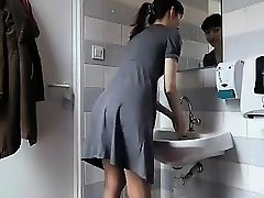 Girls masturbating in toilet collection