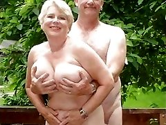 Plus-size Matures Grandmothers and Couples Living the Nudist Lifestyle