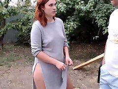 atascado en el patio trasero