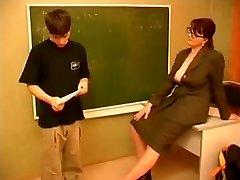 Teacher and fellow