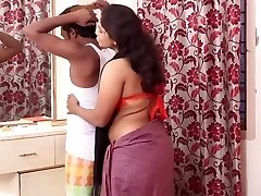 Horny lady romance with village boyfriend