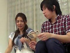 Incredible Japanese model in Best Massage, Xxl Globes JAV clip