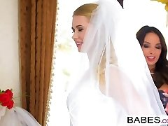 Babes - Step Mummy Lessons - Naked Nuptials