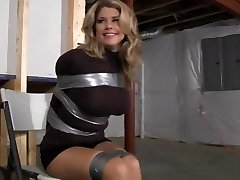 Taped in dungeon