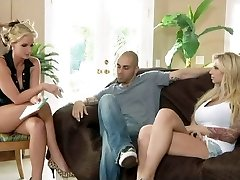 Phoenix Marie Acting as Marriage Counselor