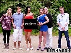xxx video porno - las familias modernas
