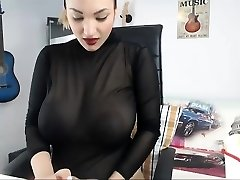 Bamboos younger sister has her breasts and erect nipples