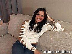 Giselle Mari Amateur Creampies