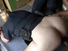 Big Booty Pawg Police Takes Big Black Cock