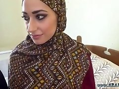 Wonderful arab casting and student anal