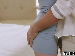 TUSHY Wife Cheats On Business Trip With Ass Fucking