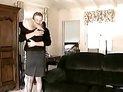 Servant spanking