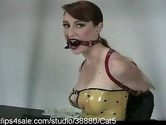 Shiny and Jaw-dropping Latex at Clips4sale.com
